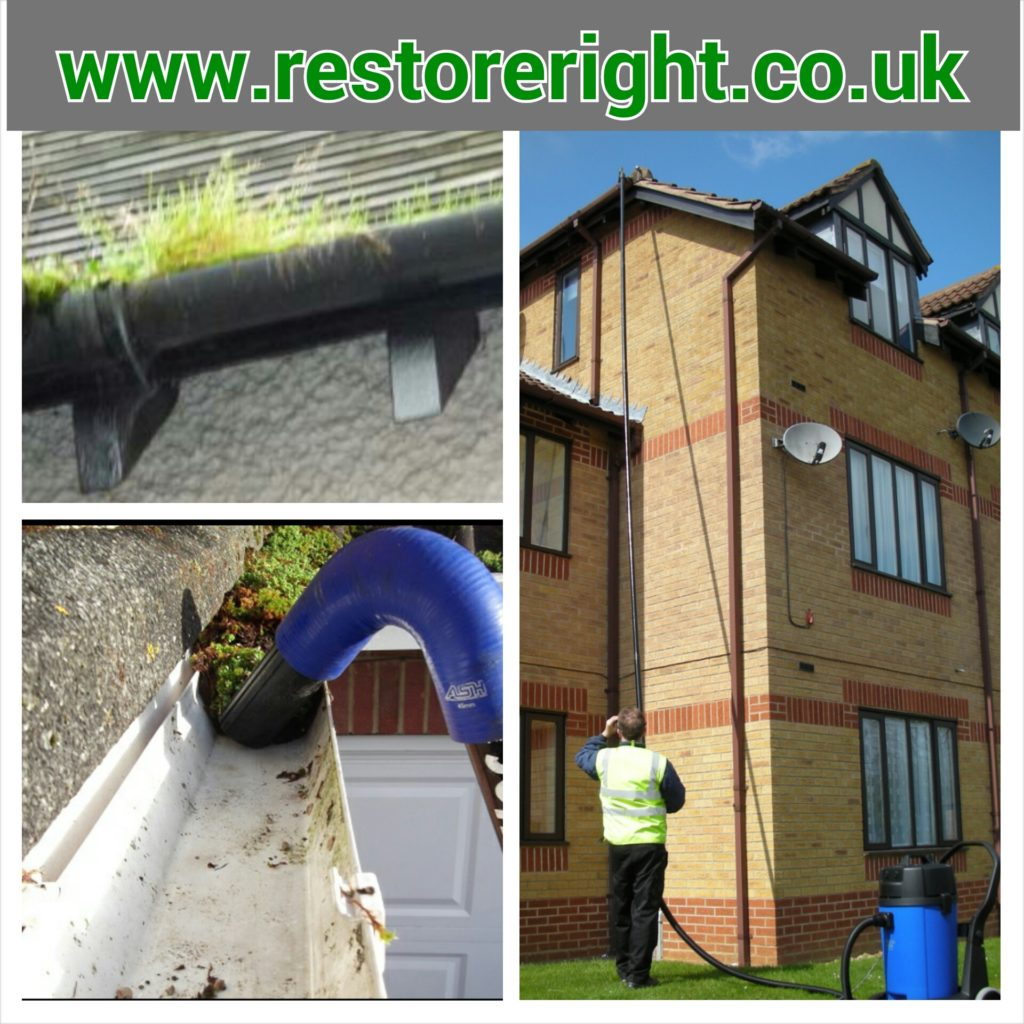 Gutter Cleaning Bradford