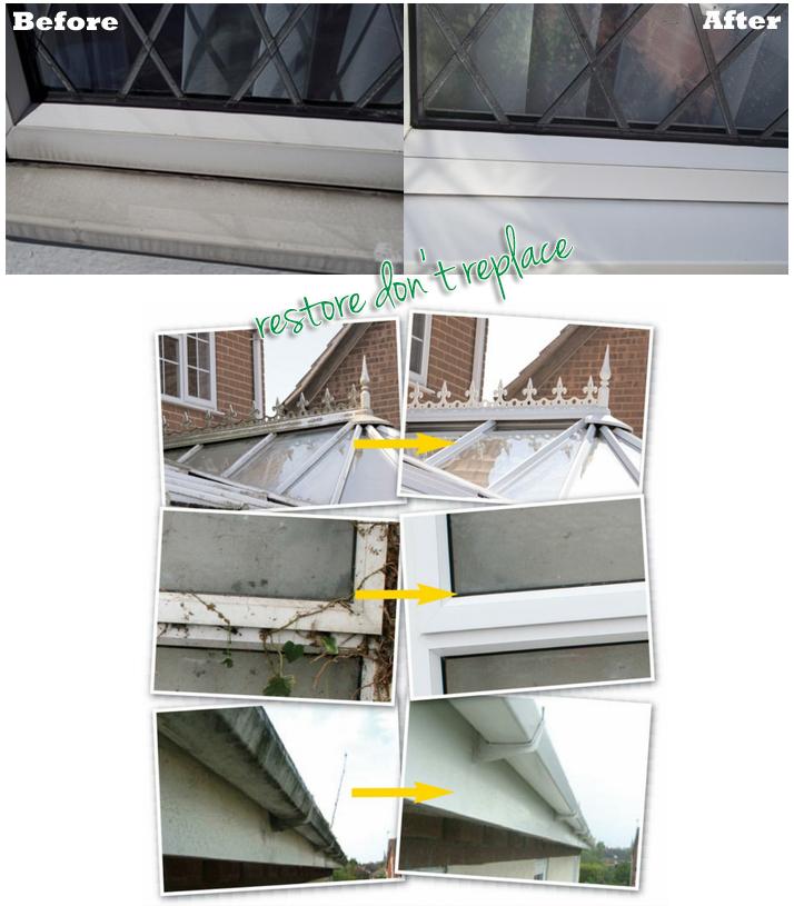 Restore Right UPVC Window Restoration Specialists Bradford Yorkshire